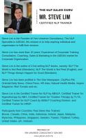 Steve Lim Profile